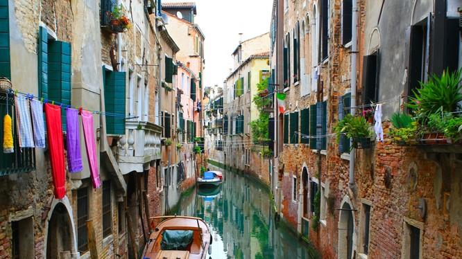 Hãy đến Venice trước khi quá muộn