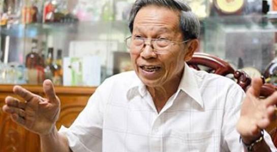 Thiếu tướng Lê Văn Cương – nguyên Viện trưởng Viện nghiên cứu Chiến lược Bộ Công an