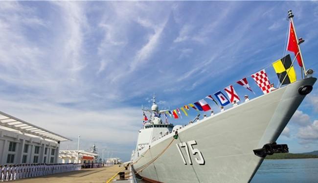 Trung Quốc g ia tăng quân sự hóa biển Đông