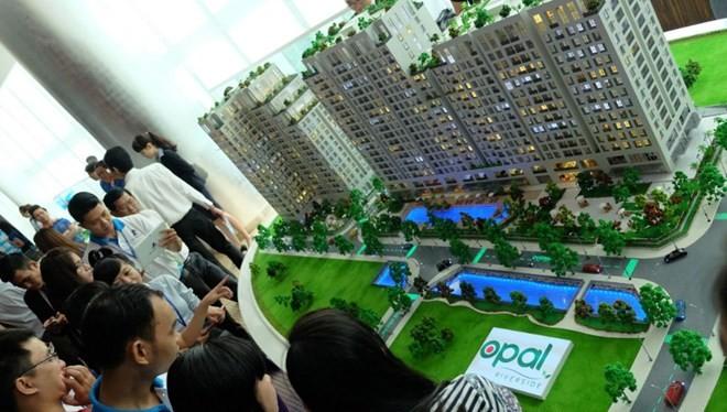 TP.HCM vừa chỉ đạo các sở ngành liên quan nghiên cứu thực hiện việc công khai những dự án đang thế chấp ngân hàng để người mua nhà được rõ.
