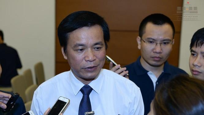 Tổng thư ký QH, Chánh Văn phòng Hội đồng bầu cử Quốc gia Nguyễn Hạnh Phúc