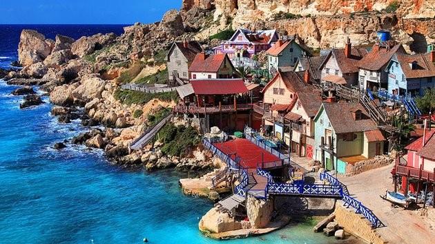 Malta nổi tiếng về du lịch - Ảnh: Internet