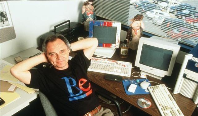 Jean Louise Gassée, người tiếp quản bộ phận Macintosh và LISA từ tay Steve Jobs