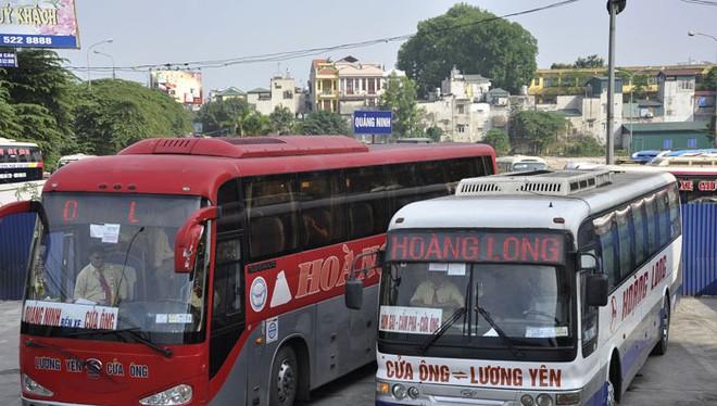 Sở GTVT Hà Nội vừa thông báo Bến xe Lương Yên sẽ chính thức đóng cửa từ ngày 27/7.