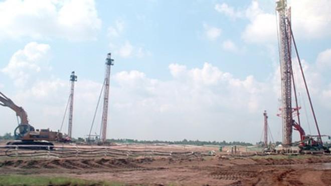 PVC được chỉ định gói thầu trên 3.000 tỷ đồng tại Dự án nhiệt điện sông Hậu 1. Ảnh: Đ.H
