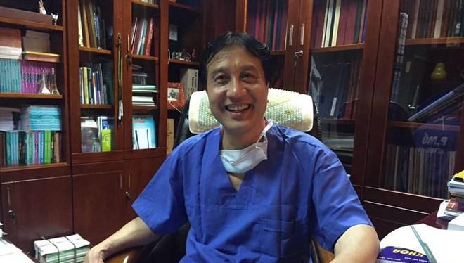 Giáo sư Trịnh Hồng Sơn - Phó giám đốc Bệnh viện Việt Đức