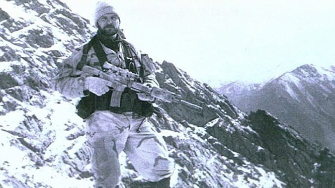 Trung sĩ John Chapman - Ảnh: Không lực Mỹ