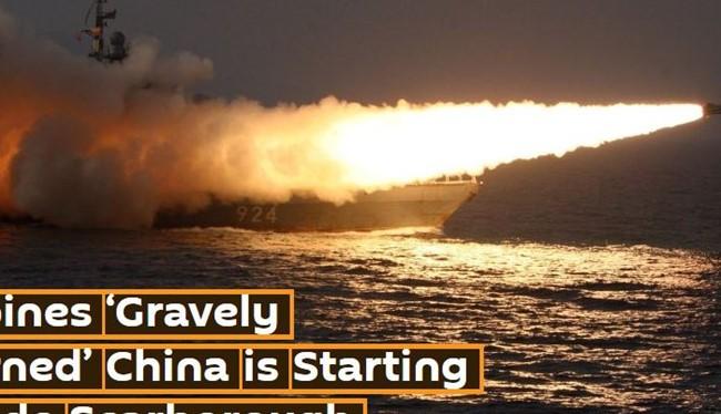 Philippines rung chuông báo động khả năng Trung Quốc sẽ chiếm Scarborough (ảnh minh họa, báo Sputnik)