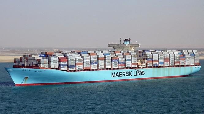 Tàu container lớp Triple-E của Maersk Line