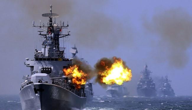 Hải quân Trung Quốc đang gia tăng sức mạnh hải quân.