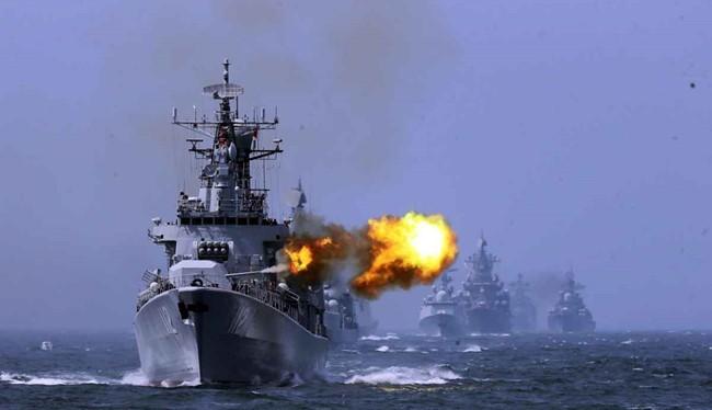 Hải quân Trung Quốc và Nga sẽ lần đầu tiên tập trận chung trên Biển Đông