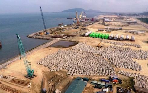 Dự án Khu công nghiệp số 3 - Khu kinh tế Nghi Sơn mới được Thủ tướng Chính phủ chấp thuận chủ trương đầu tư. (Ảnh minh họa: KT)
