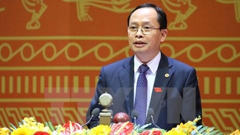 Ông Trịnh Xuân Chiến - Bí thư Tỉnh ủy, Chủ tịch HĐND tỉnh Thanh Hóa