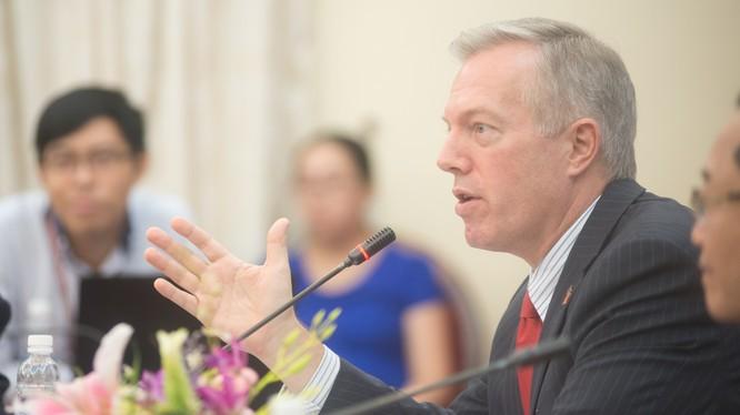 Đại sứ Mỹ tại Việt Nam Ted Osius. Ảnh: TTXVN