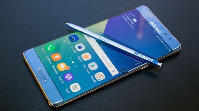 Samsung quyết tâm tái cấu trúc lại quy trình quản lí chất lượng sau vụ việc của Galaxy Note 7.