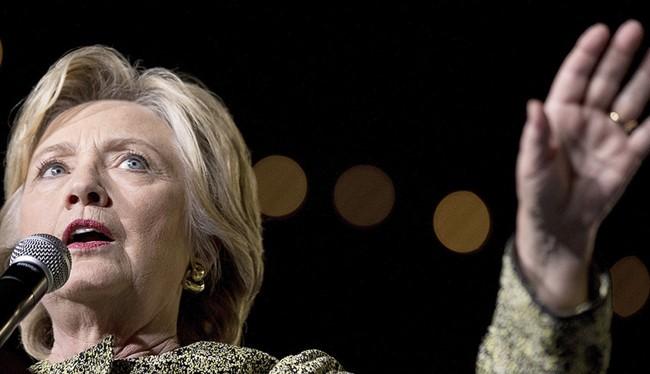 Bà Hillary Clinton đứng trước cơ hội lớn đề giành chiến thắng trong cuộc đua vào Nhà Trắng