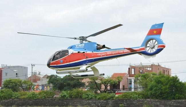 Hình ảnh một chiếc máy bay EC-130