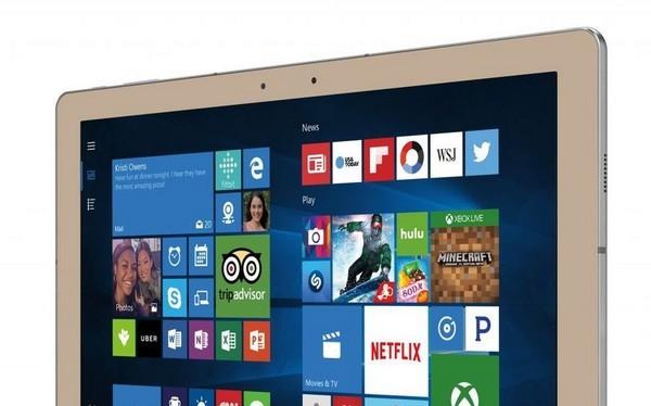 TabPro S được xem là đối thủ cạnh tranh trực tiếp của Surface Pro 4
