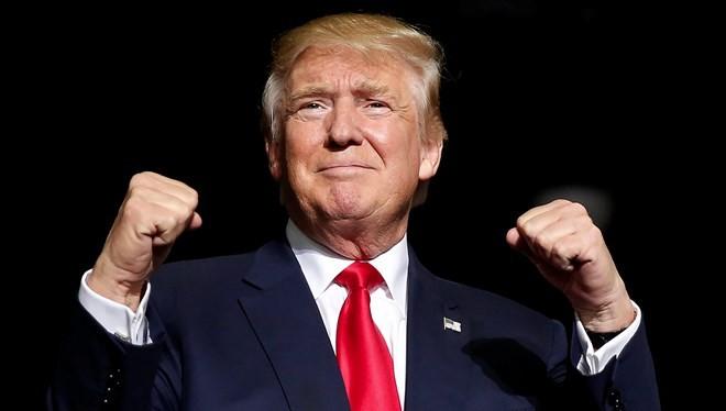 Ứng cử viên Tổng thống Mỹ Donald Trump. (Nguồn: Reuters)