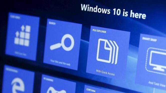 Windows 10 sẽ là hạt nhân trong sự phát triển của Microsoft