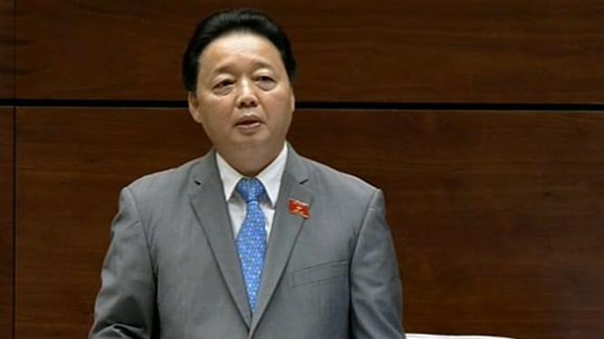 Bộ trưởng Bộ TMMT Trần Hồng Hà