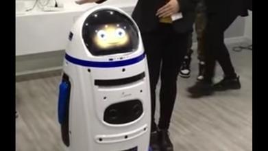 Robot Chubby