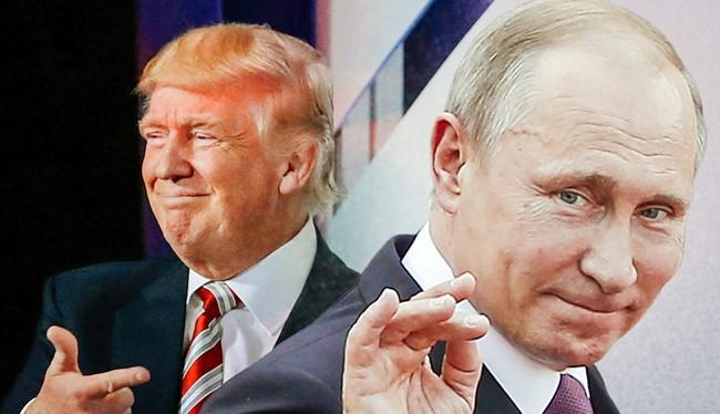 Tổng thống Nga Vladimir Putin khen Donald Trump, Tổng thống đắc cử Mỹ chỉ trích Trung Quốc
