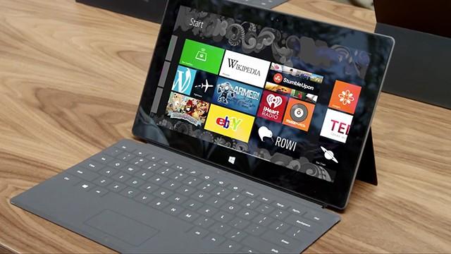 Chiếc Surface RT, một thất bại đáng quên của nỗ lực đưa Windows lên ARM.