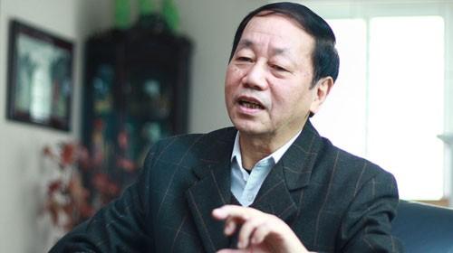 Ông Phan Diễn, nguyên Ủy viên Bộ Chính trị, nguyên Thường trực Ban Bí thư