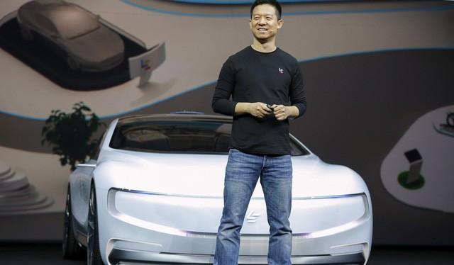 Jia Yueting là tỷ phú giàu thứ 17 Trung Quốc