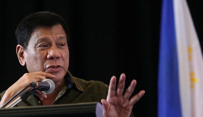 Tổng thống Duterte muốn Nga làm đồng minh và bảo vệ Philippines