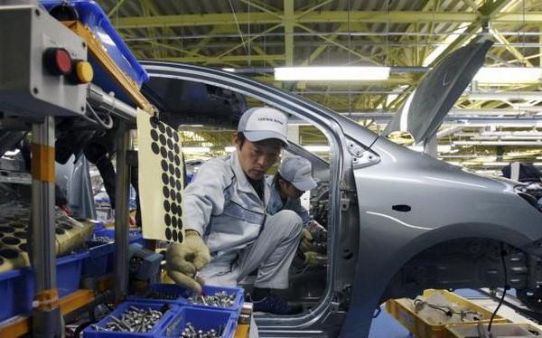 Doanh nghiệp Nhật chuyển hướng đầu tư khỏi Trung Quốc. Nguòn: Internet