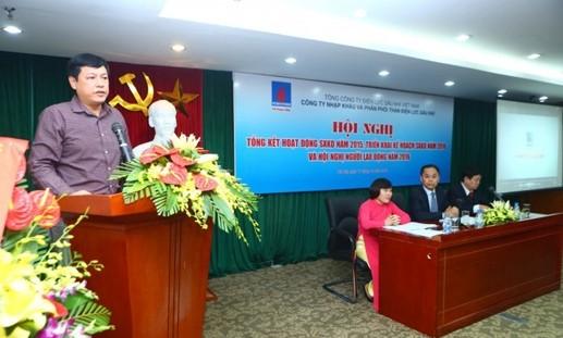 Ông Lê Chung Dũng - nguyên Phó tổng giám đốc PV Power đã bị khai trừ Đảng, sa thải