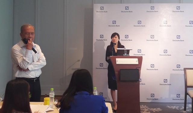 """""""Chúng tôi cũng nhận thấy Việt Nam đang tiếp tục thực hiện kế hoạch cải tổ để nâng cao tiềm lực tăng trưởng trong dài hạn"""", bà Lee nhận định"""