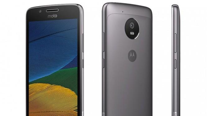Hình ảnh chiếc Moto G5