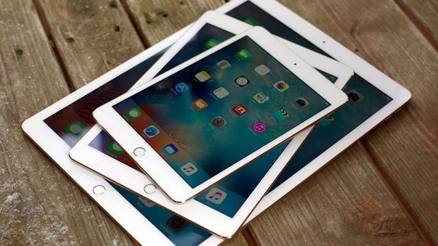 Sẽ có 4 phiên bản iPad Pro mới
