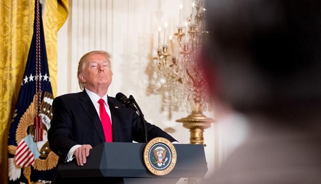 Tổng thống Trump (ảnh minh họa)
