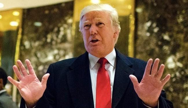 Tổng thống Mỹ Donald Trump. (Nguồn: thehill.com)