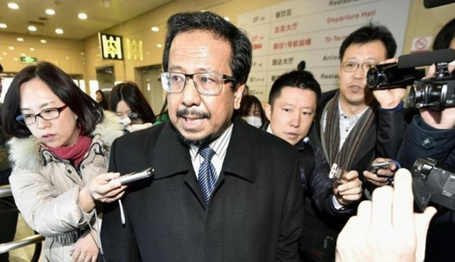 Đại sứ Malaysia tại CHDCND Triều Tiên Mohamad Nizan Mohamad