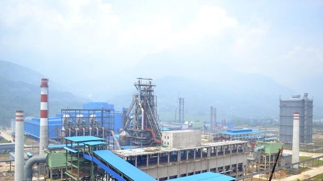 Mới đi vào hoạt động từ năm 2014, Công ty TNHH Khoáng sản và Luyện kim Việt Trung đã lỗ rất nặng. Ảnh: Internet