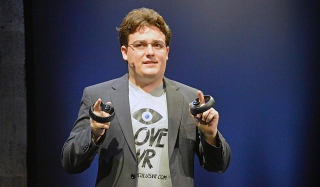 Ông Palmer Luckey, đồng sáng lập của Oculus.
