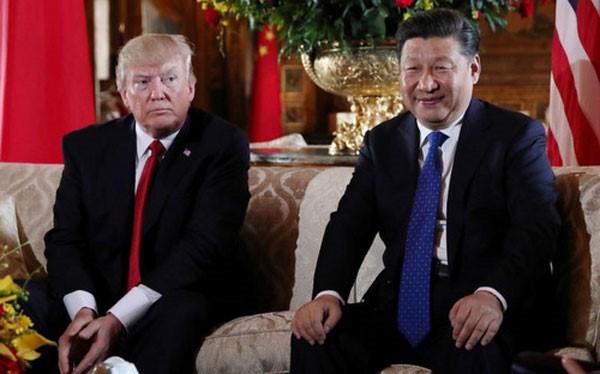 Tổng thống Mỹ Donald Trump và Chủ tịch Trung Quốc Tập Cận Bình. Nguồn: Internet