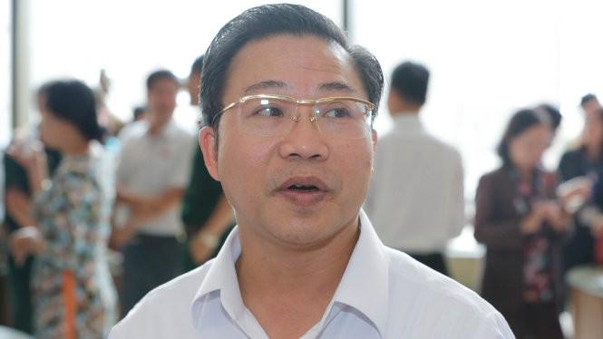 Đại biểu Quốc hội Lưu Bình Nhưỡng. Ảnh: VIỆT DŨNG - Tuổi trẻ