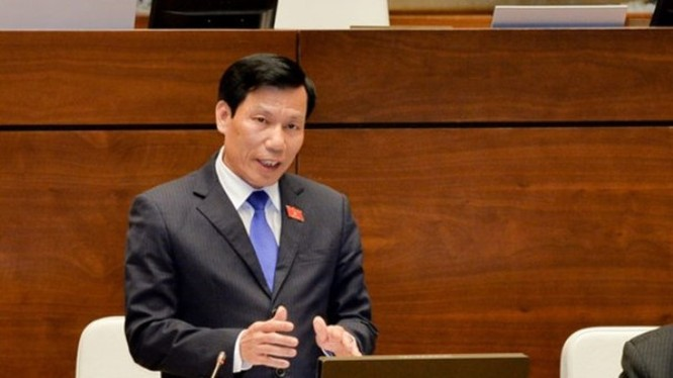 Bộ trưởng Bộ Văn hóa thể thao và du lịch Nguyễn Ngọc Thiện. Ảnh: Lao Động