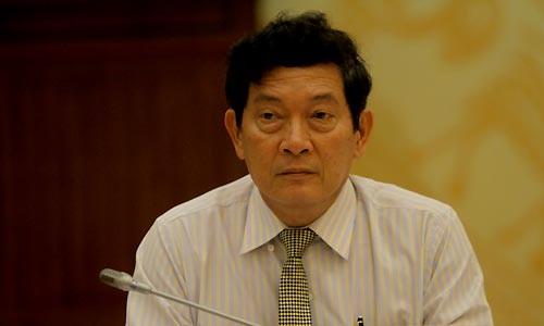 Thứ trưởng Huỳnh Vĩnh Ái. Ảnh Vnexpress.net