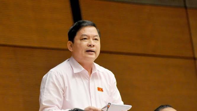 Ông Dương Văn Thống - Phó bí thư thường trực Tỉnh ủy, trưởng đoàn đại biểu Quốc hội Yên Bái. Ảnh: Vietnamnet