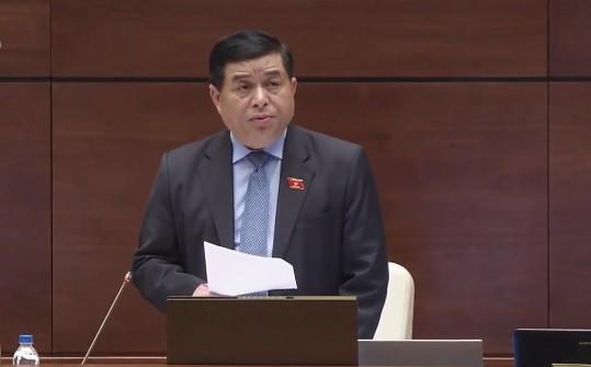 Bộ trưởng KHĐT Nguyễn Chí Dũng. Ảnh: VietTimes