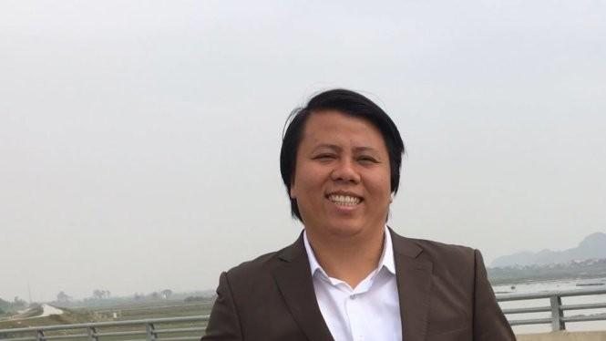 Ông Phạm Tuấn Sơn - Ảnh: FB cá nhân