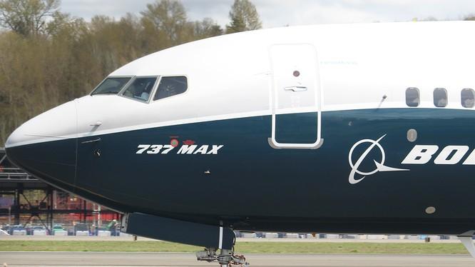 Máy bay 737 Max 9 của Boing.