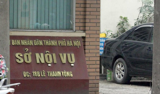 """Sở Nội vụ Hà Nội """"lạm phát"""" 4 Phó Giám đốc"""